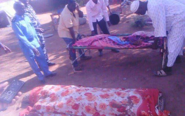 إنفجار مخلفات أسلحة بنيالا ومصرع ثلاث اطفال